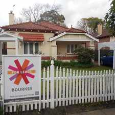 Rental info for HOME OPEN WED 20TH SEPT @11.00AM-11.15AM - PLEASE REGISTER TO VIEW THIS PROPERTY.