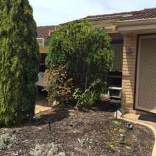 Rental info for Neat & tidy Villa -Priced To Lease! in the Noranda area