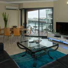 Rental info for Furnished / Unfurnished Riverside apartment in the North Fremantle area