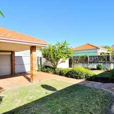 Rental info for CUTE AS A BUTTON! in the Perth area