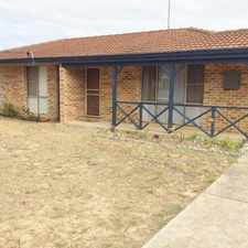Rental info for Close to Mandurah and Public Transport in the North Yunderup area