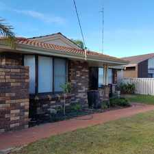 Rental info for - FAMILY HOME WITH workshop SHED in the Usher area
