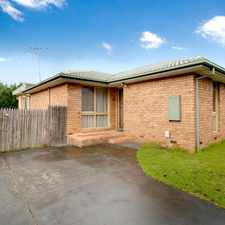 Rental info for Affordable Living in Great Location! in the Frankston North area