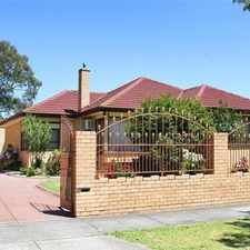 Rental info for 3 Bedroom Home In A Great Location! in the Melbourne area