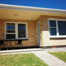 Rental info for Furnished Unit In Top Location! in the Glenelg East area