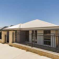 Rental info for SPEARWOOD STUNNER