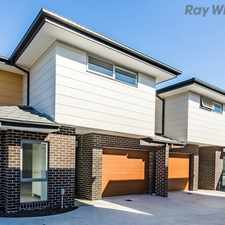 Rental info for Open for Inspection on Saturday 16th September at 11:30am to 11:45am in the Melbourne area