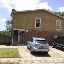 Rental info for 309 Emerson Dr. #D in the Kenner area