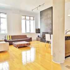 Rental info for 1449 Rue Saint-Alexandre #PH6 in the Plateau-Mont-Royal area