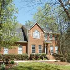 Rental info for GORGEOUS HOME IN TYRONE, GA