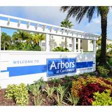 Rental info for Arbors at Carrollwood