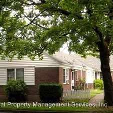 Rental info for 3831 N LOMBARD STREET in the Portsmouth area