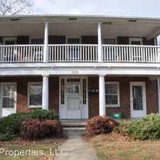 Rental info for 720 HAWTHORNE ROAD 1 in the Ardmore area