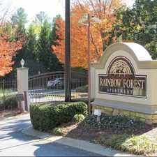 Rental info for Rainbow Forest Apartments