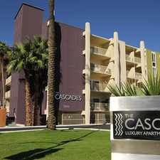 Rental info for Cascades Apartments in the Phoenix area