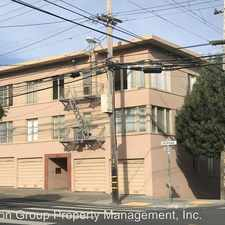 Rental info for 1000 Kirkham Street, #4 in the Inner Sunset area