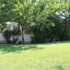 Rental info for 3415 W. Clarendon Drive in the Winnetka Heights area