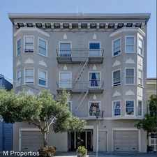 Rental info for 1730 Broderick Street in the Lower Pacific Heights area