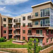 Rental info for The Lofts at Peloton in the Boulder area