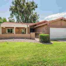 Rental info for 1301 Leisure World Mesa, Lovely Two BR home situated on a in the Mesa area