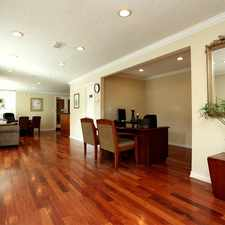 Rental info for Woodlake Townhomes in the Houston area