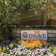 Rental info for The Enclave CA