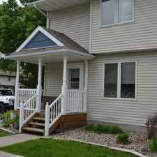 Rental info for 4718 Todd