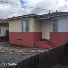 Rental info for 1159 9th Street in the Egger Highlands area