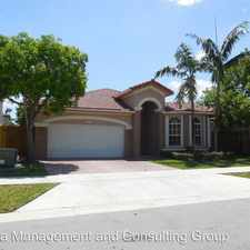 Rental info for 8539 NW 110th Place
