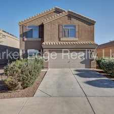 Rental info for 3 Bed w/ LOFT in Maricopa