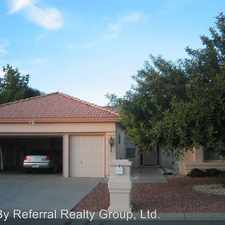 Rental info for 9610 E Glenside Ct 480-883-6607 home #