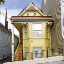Rental info for 2717 Sutter Street in the Lower Pacific Heights area