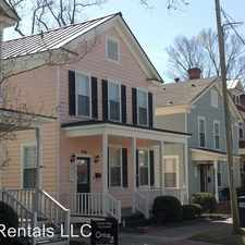 Rental info for 518 Metcalf St