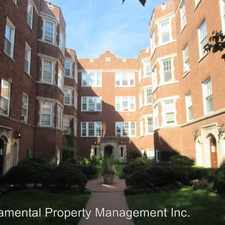 Rental info for 738 Hinman Avenue UNIT 3W in the Evanston area