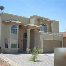 Rental info for House For Rent In El Paso. in the West Green area