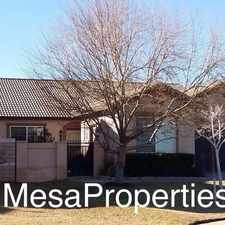 Rental info for 3 Bedroom 2 Bath Home Plus a Casita in the front with 1 Bedroom 1 Bathroom!!!
