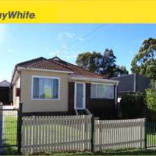 Rental info for 66 Keira Street - Available in the Port Kembla area