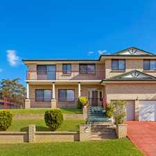 Rental info for LARGE FAMILY HOME! in the Terrigal area