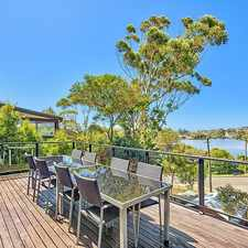 Rental info for Overlooking Terrigal Lagoon in the Wamberal area