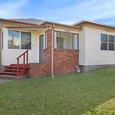 Rental info for Location, Size & Style in the Wollongong area