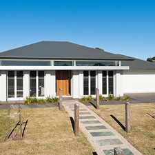 Rental info for Executive Family Living in the Mount Barker area