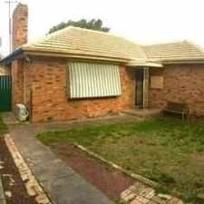 Rental info for PERFECT FOR THE WHOLE FAMILY! in the Dandenong area