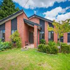 Rental info for Charming Home In A Court Location in the Craigieburn area