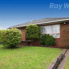 Rental info for NEWLY RENOVATED ONE BEDROOM UNIT in the Ringwood North area