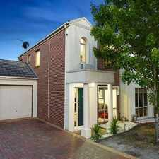 Rental info for Attractive Contemporary Living in the Doncaster East area