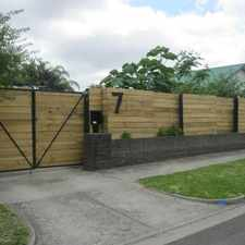 Rental info for Private and Secure in the Frankston area