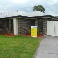 Rental info for Modern Granny Flat..! in the Glenmore Park area