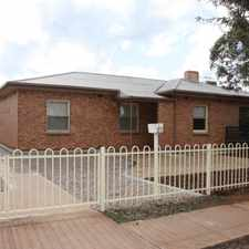 Rental info for Neat 3 Bedroom Maisonette in the Whyalla area