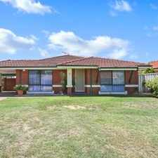 Rental info for RENOVATED AND READY TO GO! in the Perth area