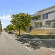 Rental info for RESORT STYLE LIVING AT ITS BEST! in the North Coogee area